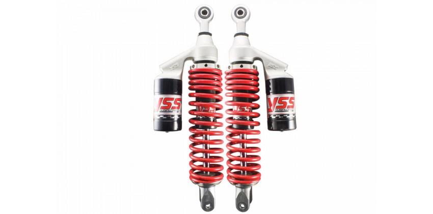 G Pluss Shockbreaker Rear Twin Shock Absorber 0