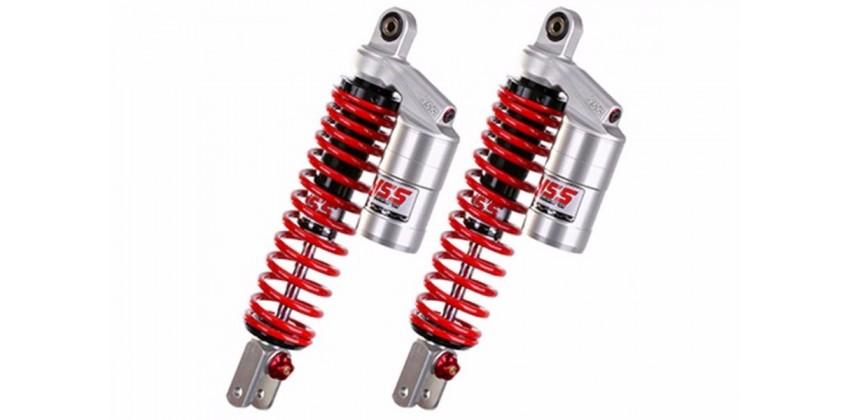 G Sport Shockbreaker Rear Twin Shock 0