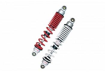 KYB Kyos ZT5030 Rear Twin Shockbreaker Merah Zeto Z Series