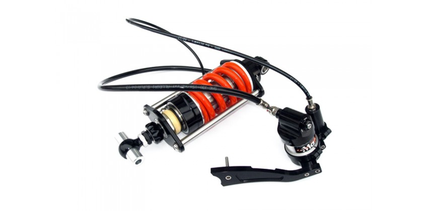 MY116 Shockbreaker Rear Twin Shock 0