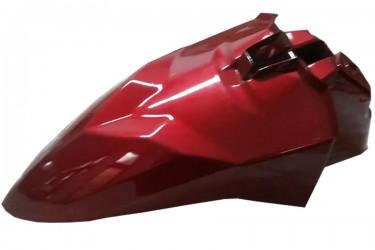 Yamaha Genuine Part & Accessories 14402 Spakbor Depan Merah