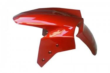 Yamaha Genuine Parts 14595 Spakbor Depan Merah