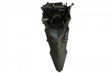 Yamaha Genuine Parts 14628 Spakbor Belakang Hitam