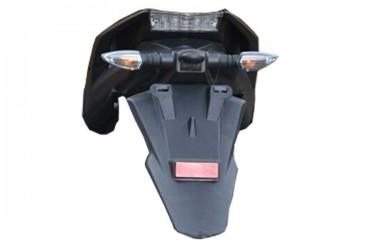 Yamaha Genuine Parts 14641 Spakbor Belakang Hitam