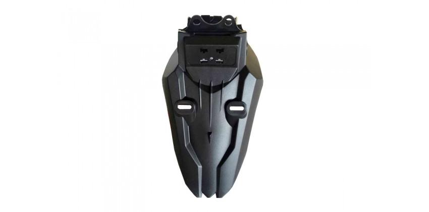 Yamaha Genuine Parts 2TP-F1611-00 Spakbor Belakang Hitam 0