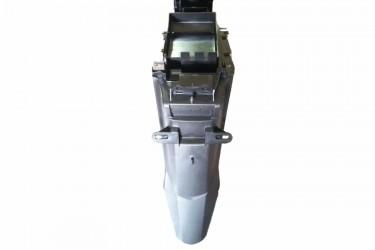 Yamaha Genuine Parts 4011 Spakbor Belakang Hitam Cover Ujung Spakbor