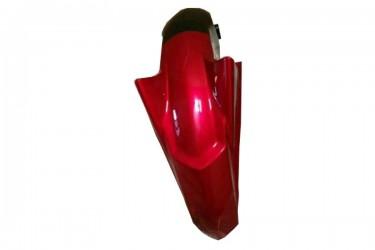 Yamaha Genuine Parts 54D-F1511-00 Spakbor Depan Merah