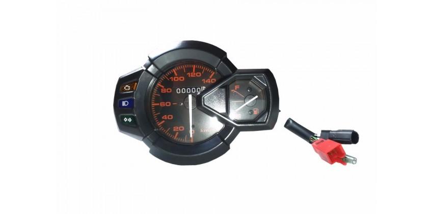 2BU-H3510-00 Speedometer Speedometer Analog 0