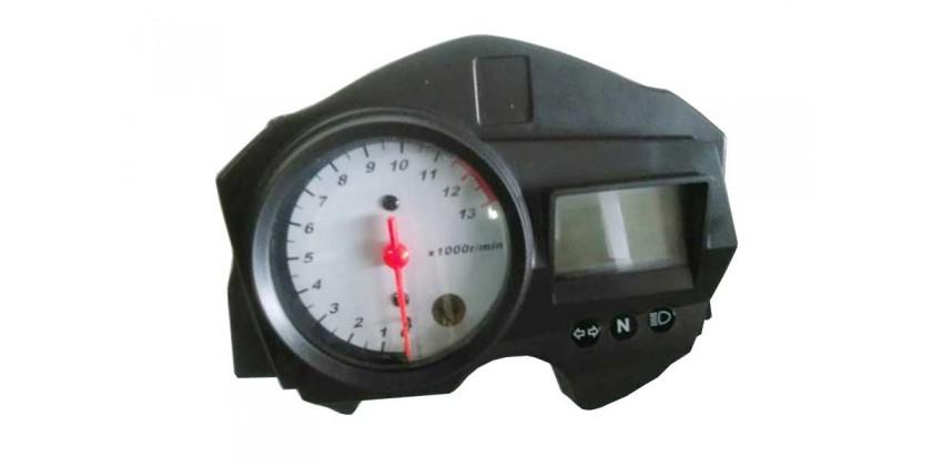 34100B25G01N000 Speedometer Speedometer Analog 0