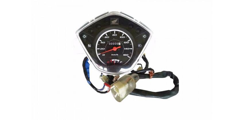 37200-KWW-A81 Speedometer Speedometer Analog Revo Fit karbu 0
