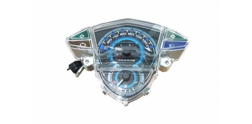 44D-H3510-00 Speedometer Speedometer Analog 0