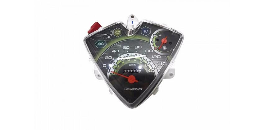 54P-H3510-01 Speedometer Speedometer Analog 0
