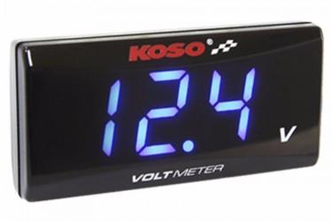 Koso Speedometer Voltmeter