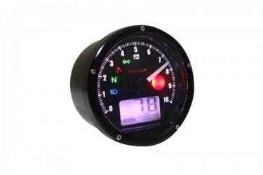 Koso TNT 13676 Speedometer Tachometer