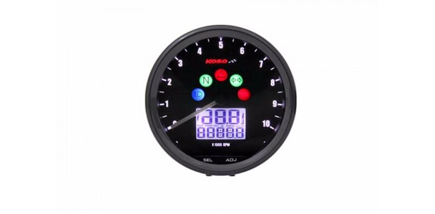 TNT D64 Speedometer Speedometer Digital Universal 0