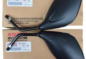 Yamaha Genuine Parts 5468 Spion Standar Hitam
