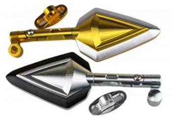 Nitex D Version Spion Lipat Silver