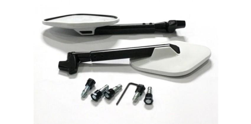 Model Ninja 250 Putih Spion Spion Tomok 0