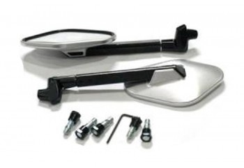 Model Ninja 250 Silver Spion Spion Tomok