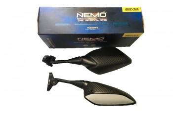 Spion Nemo Carbon Pendek Spion Lipat