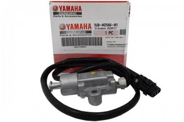 Yamaha Genuine Parts 1LB-H2566-01 Standar Samping Hitam Switch