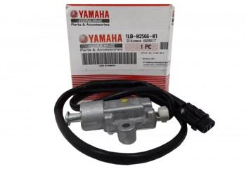 Yamaha Genuine Parts 1LB-H2566-01 Standar Samping Hitam Switch