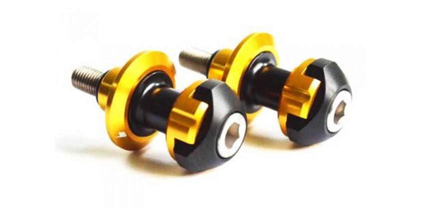 Almunium Set Model Bikers Gold Standar Jalu Standar Paddock 0