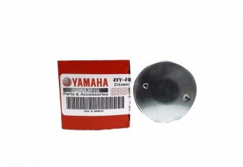 Yamaha Genuine Parts 8554 Tutup Tangki Chrome