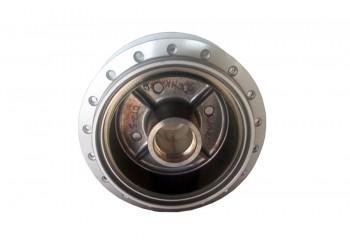 Yamaha Genuine Parts 23T-F5311-20-35 Tromol Belakang Silver