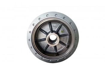 Yamaha Genuine Parts 3WL-F5311-00-35 Tromol Belakang Silver