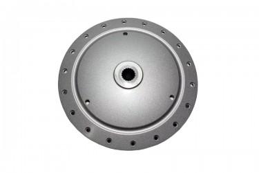 Yamaha Genuine Parts 5TL-F5311-00 Tromol Belakang Silver