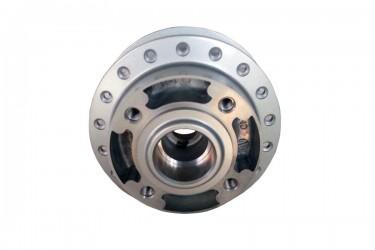 Yamaha Genuine Parts 5TP-F5111-01-35 Tromol Depan Silver