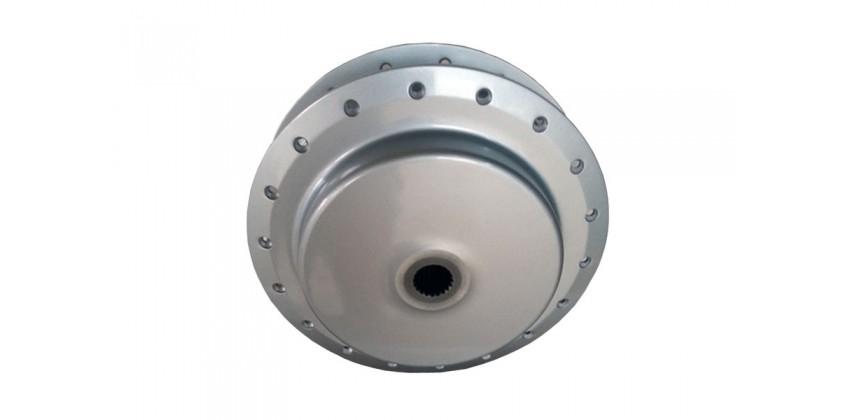 64110B46G40N000 Tromol Tromol Belakang Silver 0