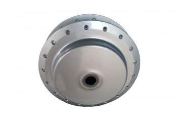 64110B46G40N000 Tromol Tromol Belakang Silver