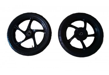 Yamaha Genuine Parts 2PH-F5338-01-33 Velg Depan Hitam