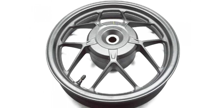 Honda Genuine Parts 42650-K59A1-0ZA Velg Racing Silver 0