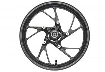 44650-K1592-0ZB Velg Racing Depan Honda CBR 150R All New, Honda CB150R All New