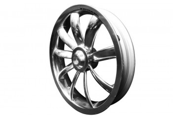 Power Blade Velg Racing Chrome 2.50