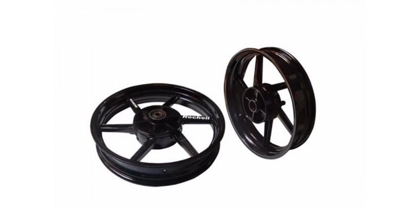 Double Disc Velg Velg Racing 17 3.50 0