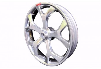 Power Milenium Velg Racing Chrome 2.50