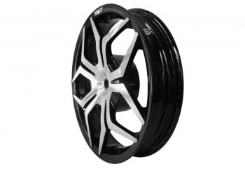 Power Star Velg Racing Merah 2.50