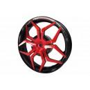 Power Star Velg Racing Merah 2.50 3