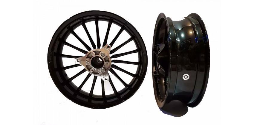 Type Andong / Classic Velg Velg Racing 13 3.50 velg moto 1 nmax ring 13 ukuran depan 3.50 dan belakang 4.00 0