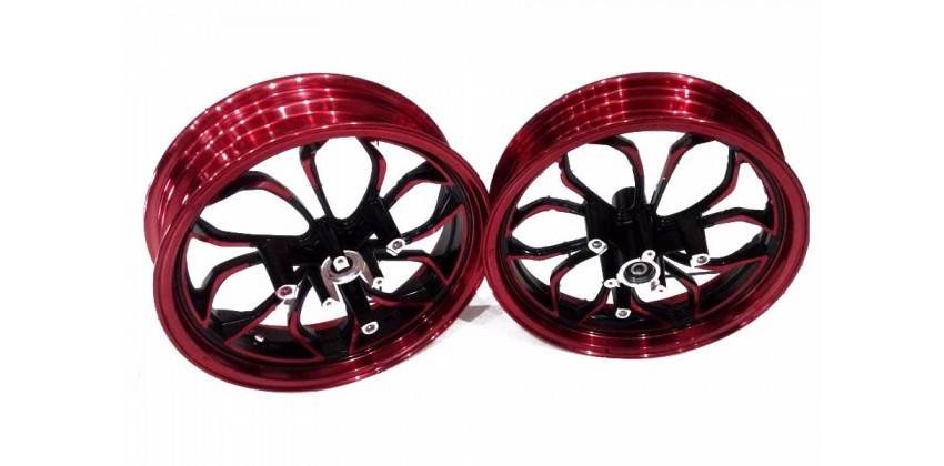 Velg Velg Racing 13 3.50 velg nmax ring 13 ukuran depan 3.00 dan belakang 4.00 0