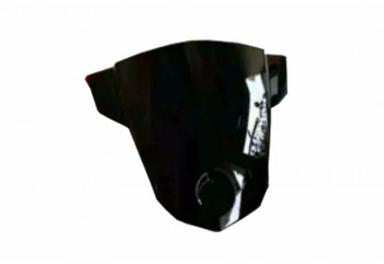 Yamaha Genuine Parts 5512 Visor Hitam