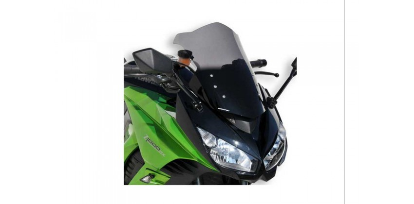 SX 11-16 Gris Windshield & Visor Windshield 0