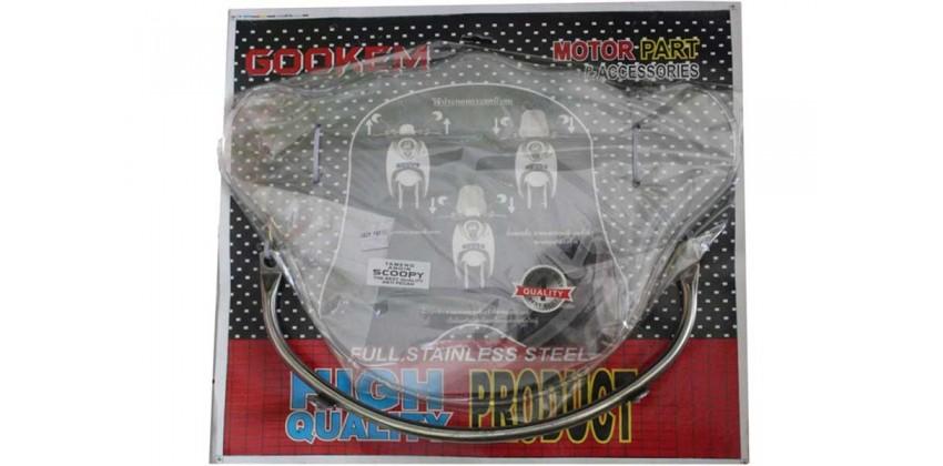 VRG3346 Visor Honda Scoopy, Honda Scoopy Fi 0