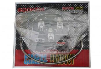 Virgo Racing VRG3346 Visor Clear