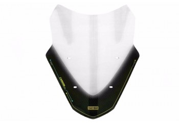 Sectbill Vector Windshield Clear Carbon