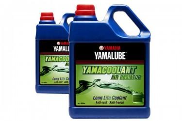 Yamalube 90793-AJ801 Coolant 900ml